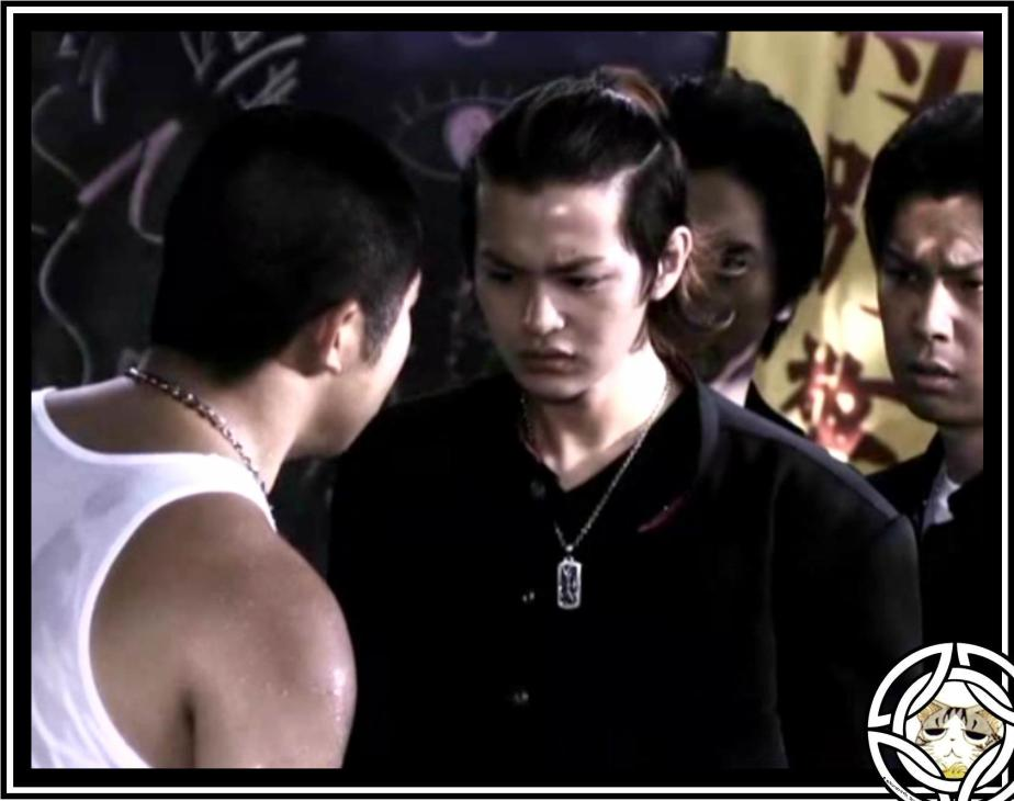 crows zero parody