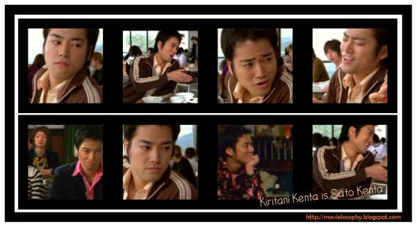 Kiritani Kenta is Sato Kenta